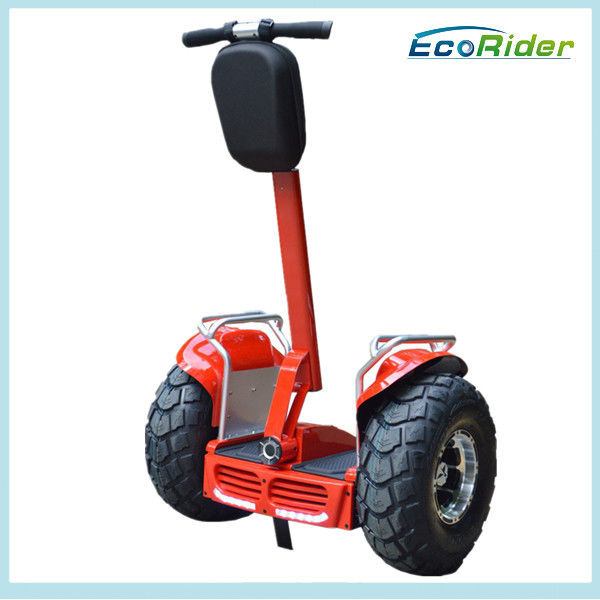 Sport Self Balancing Scooters Customized 19 Inch With 110Mm Handle