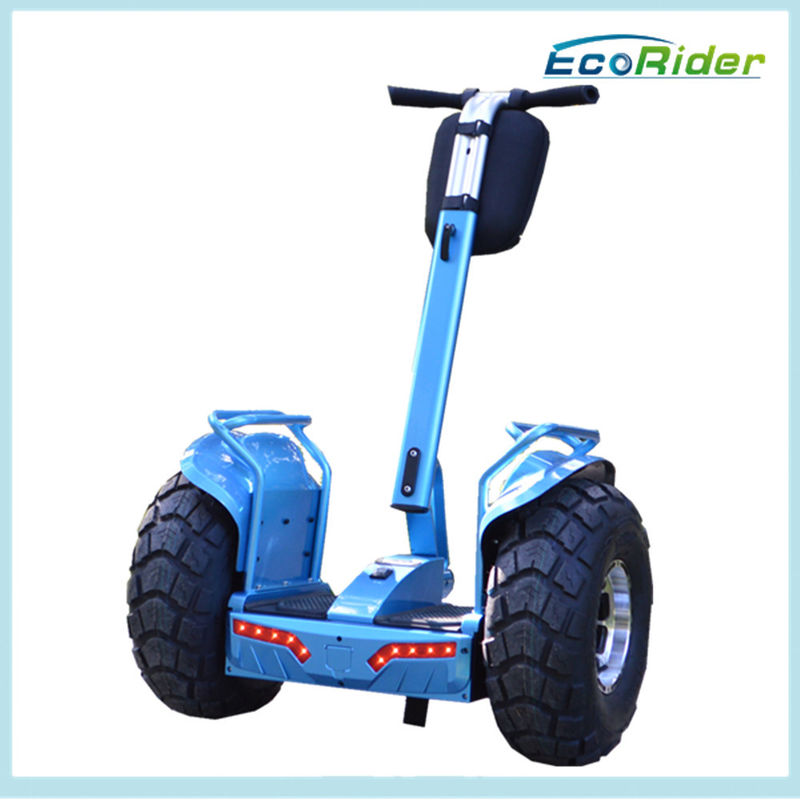 250Kpa Off Road Electric Scooters For Adults Personal Transportation Vehicles