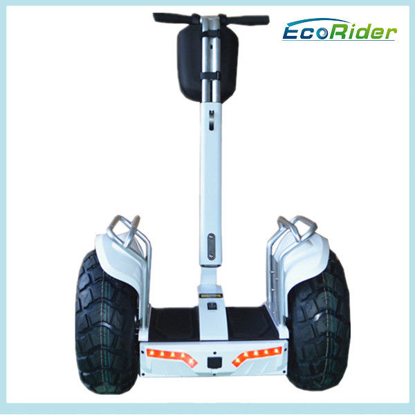Personal Transporter Off Road Segway Two Wheeled Vehicle With Lithium Battery