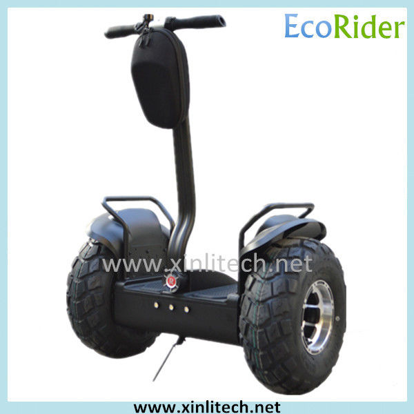 Smart Drift Scooter Off Road Two Wheeled Segway Hands Free 20Km / H Max Speed