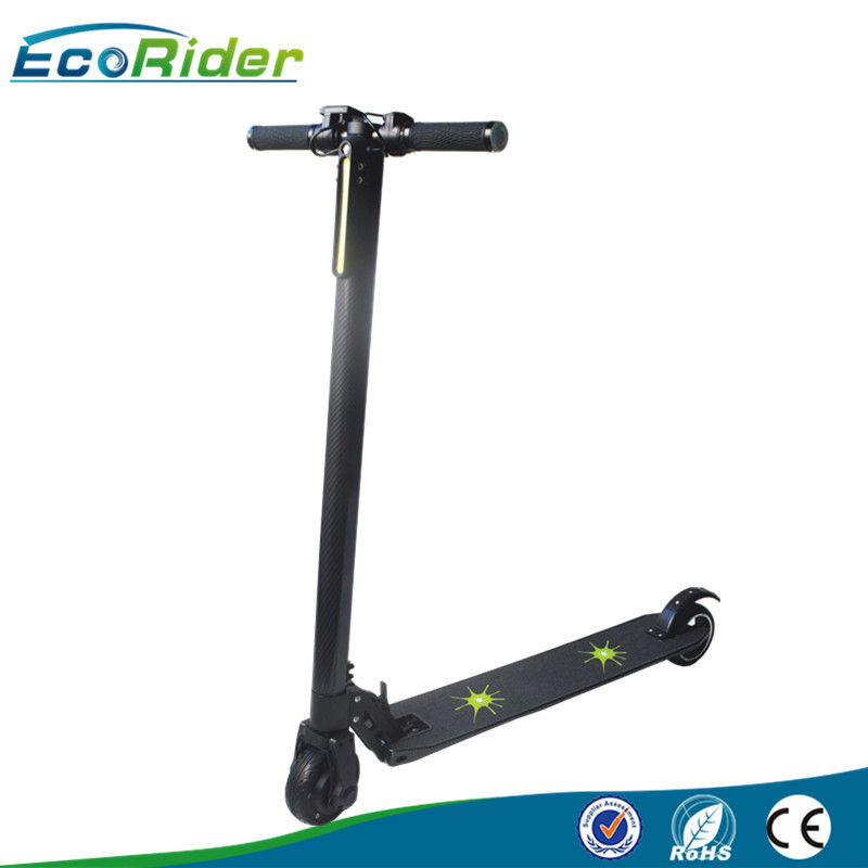 Light weight Foldable Electric Scooter , E4 electric foldable bicycle 24V 8.8ah lithium battery