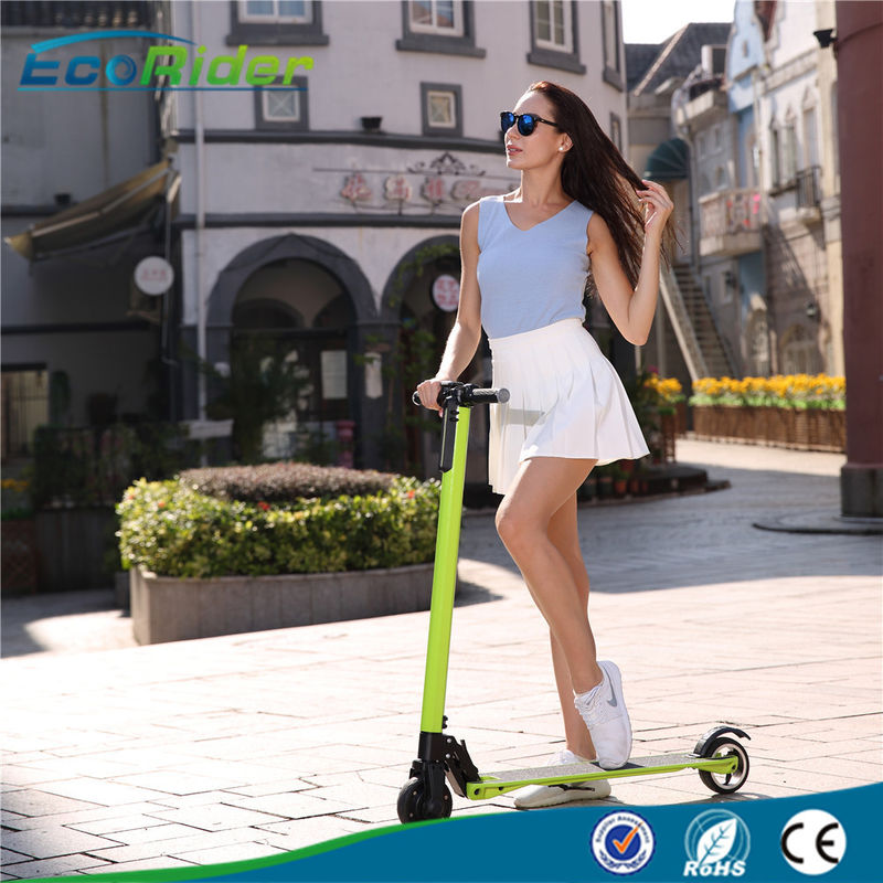 Eco Rider 5 inch electric balance scooter , two wheel electric kick scooter with CE