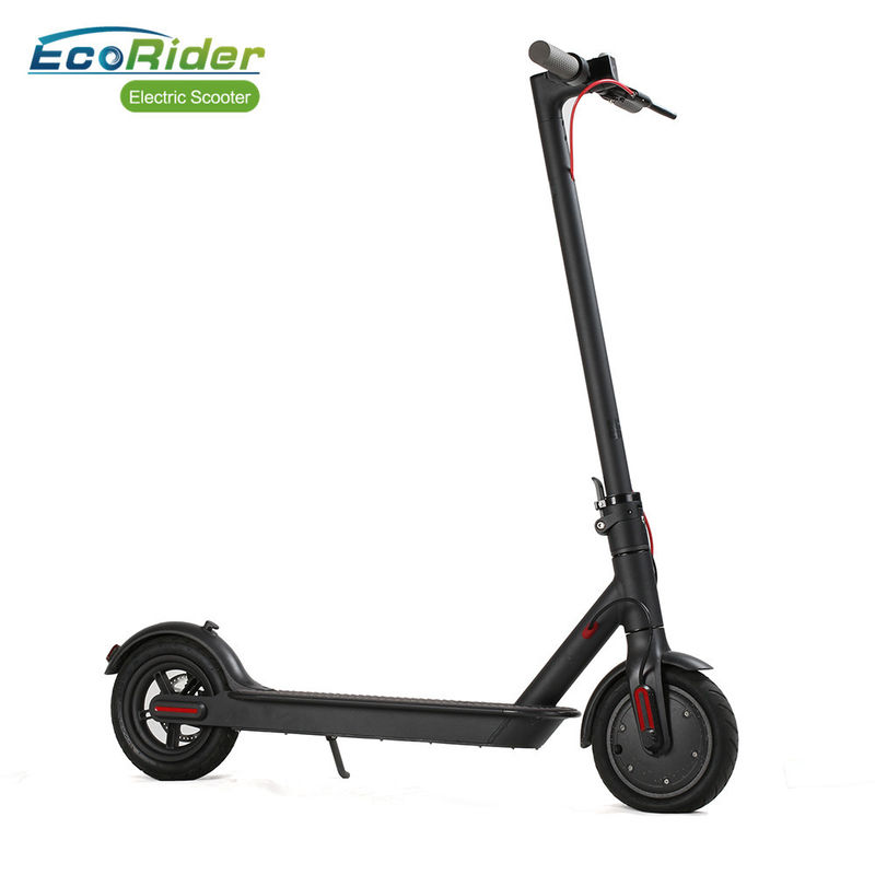Foldable 2 Wheel Electric Bike 8.5 Inch Xiaomi Skateboard 25KM/H 36v Lithium Battery Cells
