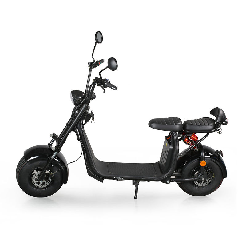 Citycoco 1500W 2 Wheel Electric Scooter Fat Tire Off Road Electric Motorcycle